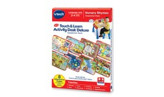 Touch & Learn Activity Desk™ Deluxe - Nursery Rhymes
