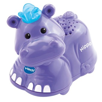 Go! Go! Smart Animals - Hippo
