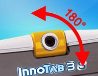 180° rotating camera