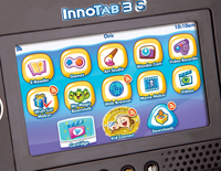 14 onboard apps including My Magic Beanstalk Game, Wonder Cam and more