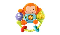 Lil' Critters Singin' Monkey Rattle™  - image