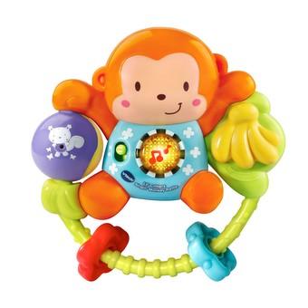 Lil' Critters Singin' Monkey Rattle™