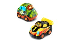 Go! Go! Smart Wheels® Camo Car & Race Car - image