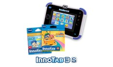 InnoTab 3S with 2 Cartridges Bundle