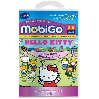 MobiGo Cartridge - Hello Kitty