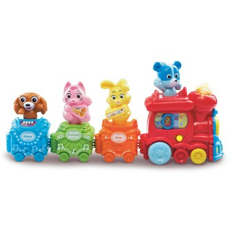 Connect & Sing Animal Train™