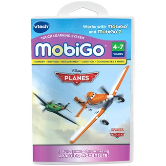 MobiGo Software - Disney Planes