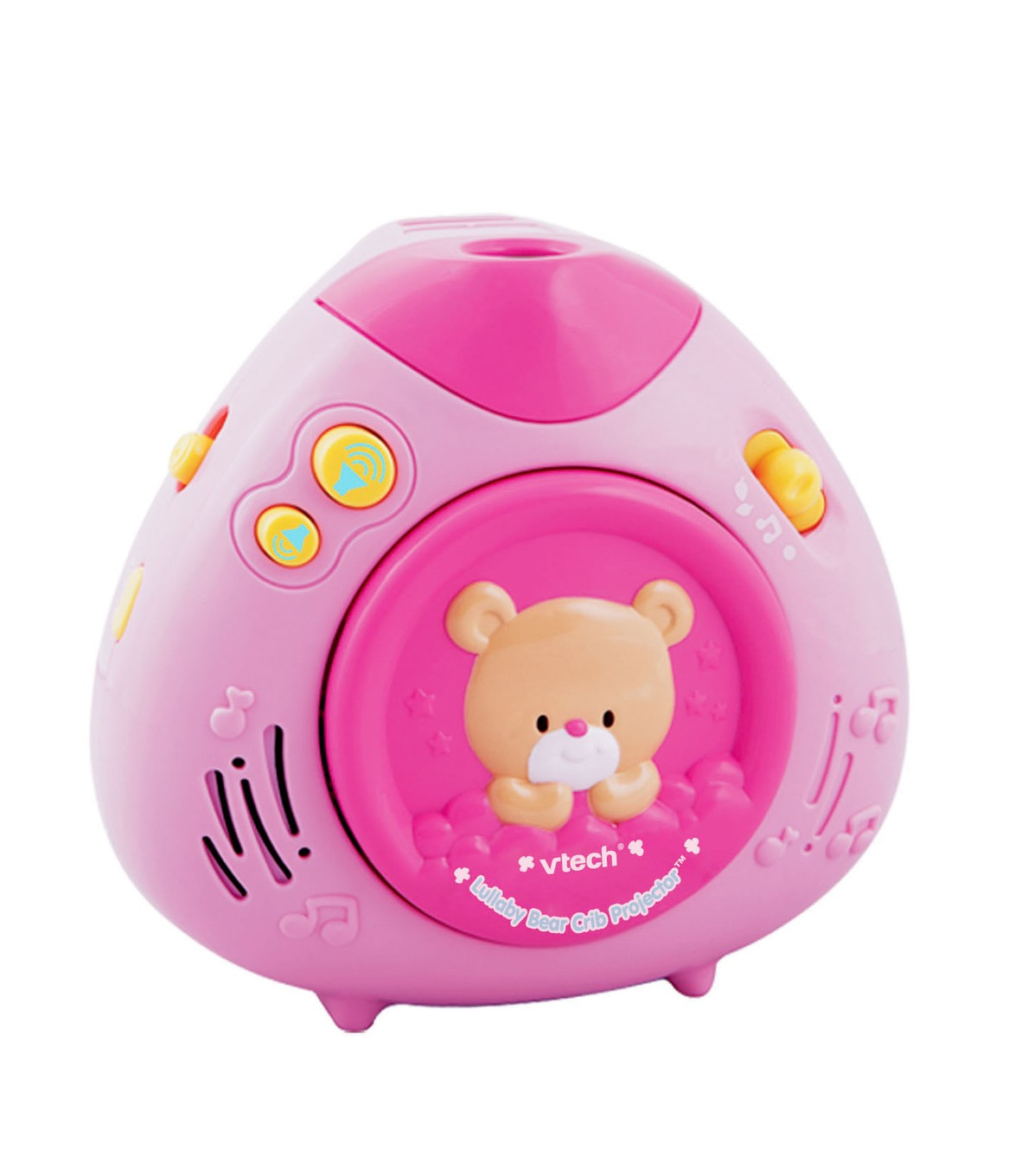 Lullaby Bear Crib Projector Baby Projector Vtechkids Com