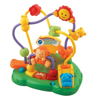 Sliding Songs Bead Maze
