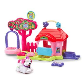 Go! Go! Smart Animals® Doggie Playhouse - Pink