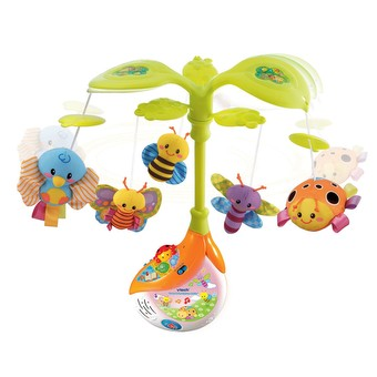 Dream & Play Light-Up Mobile