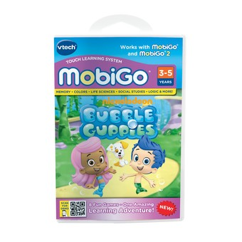 MobiGo Software - Bubble Guppies