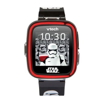 Star Wars™ First Order Stormtrooper™ Smartwatch (Black)