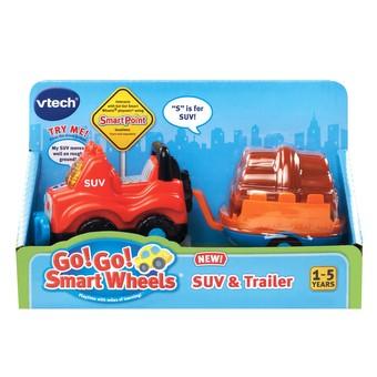 Go! Go! Smart Wheels - SUV & Trailer