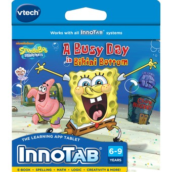 InnoTab Software - SpongeBob SquarePants