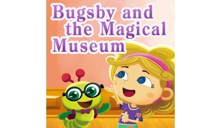 V.Reader Software Download - Bugsby and the Magical Museum