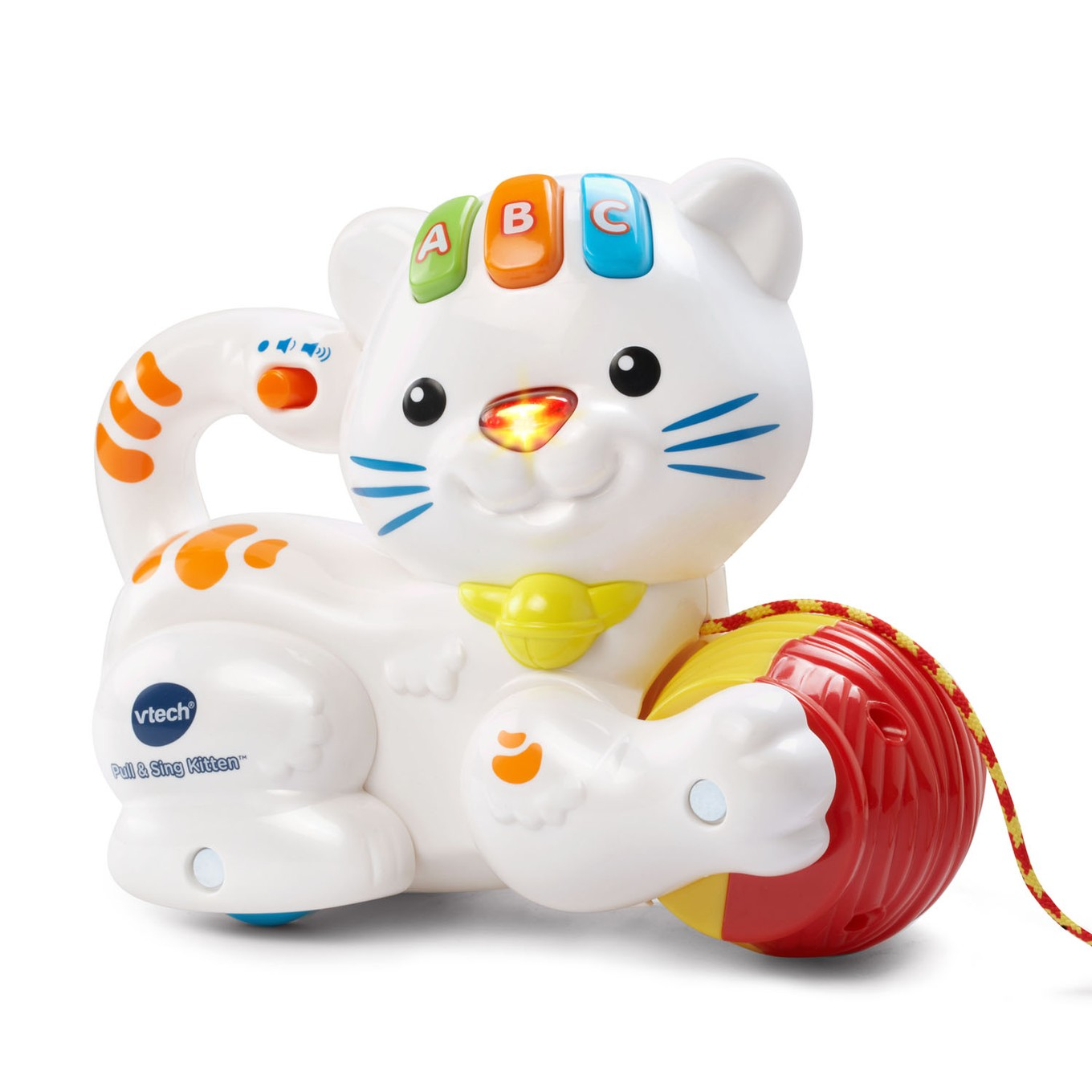 Pull And Sing Kitten Vtech