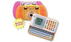 Preschool Gift Set: Slide & Talk Smart Phone + KidiZoom Camera