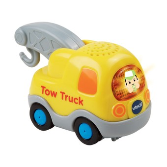 Go! Go! Smart Wheels Tow Truck