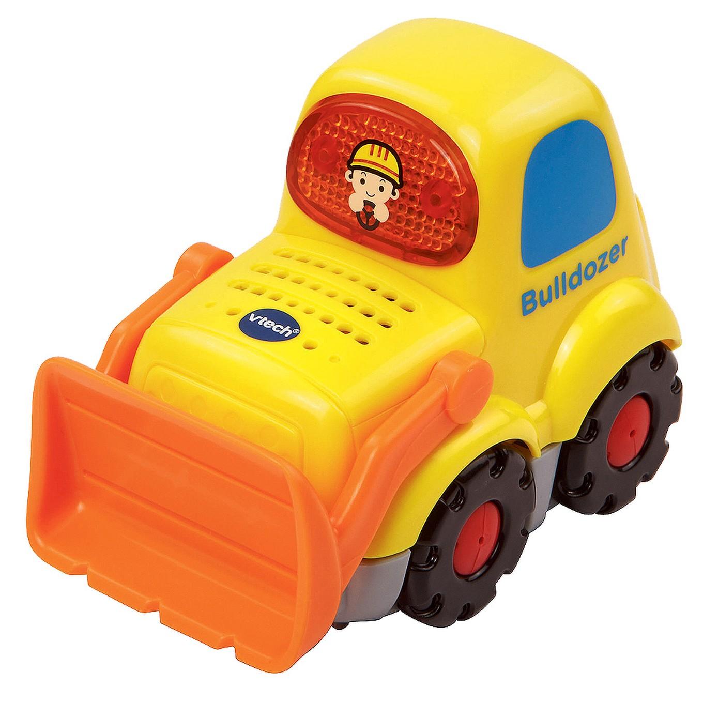 go go smart wheels bulldozer