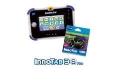 InnoTab 3S Plus with Cartridge Bundle