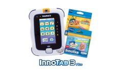 InnoTab 3 Plus with 2 Cartridges Bundle