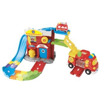 Go! Go! Smart Wheels - Fire Command Rescue Center