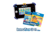 InnoTab 3S Plus with 2 Cartridges Bundle