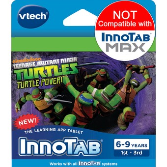 InnoTab Software - Teenage Mutant Ninja Turtles