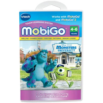 MobiGo Software - Monsters University