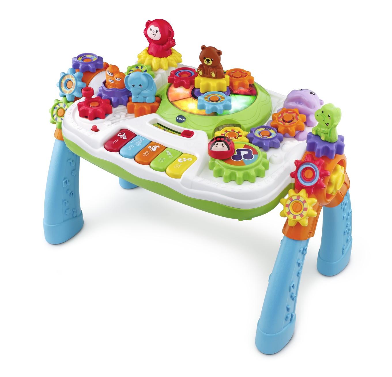 GearZooz 2-in-1 Jungle Friends Gear Park   Kids Toy │ VTech®