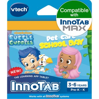 InnoTab Software - Bubble Guppies