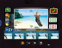 Movie Maker lets kids become their own director, using their photos to create amazing movies