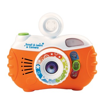 Scroll & Learn Camera