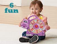 Play 6 fun activities