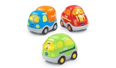 Go! Go! Smart Wheels® Everyday Vehicles 3-Pack