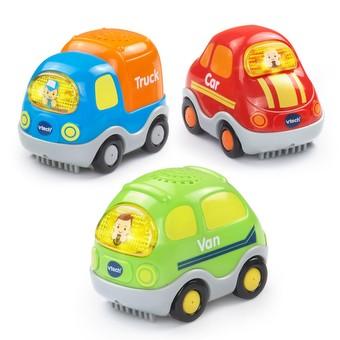Go! Go! Smart Wheels® Everyday Vehicles 3-Pack