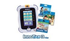 InnoTab 3 Plus with 3 Cartridges Bundle