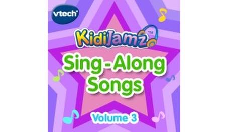 KidiJamz™ Sing-Along Songs Volume 3