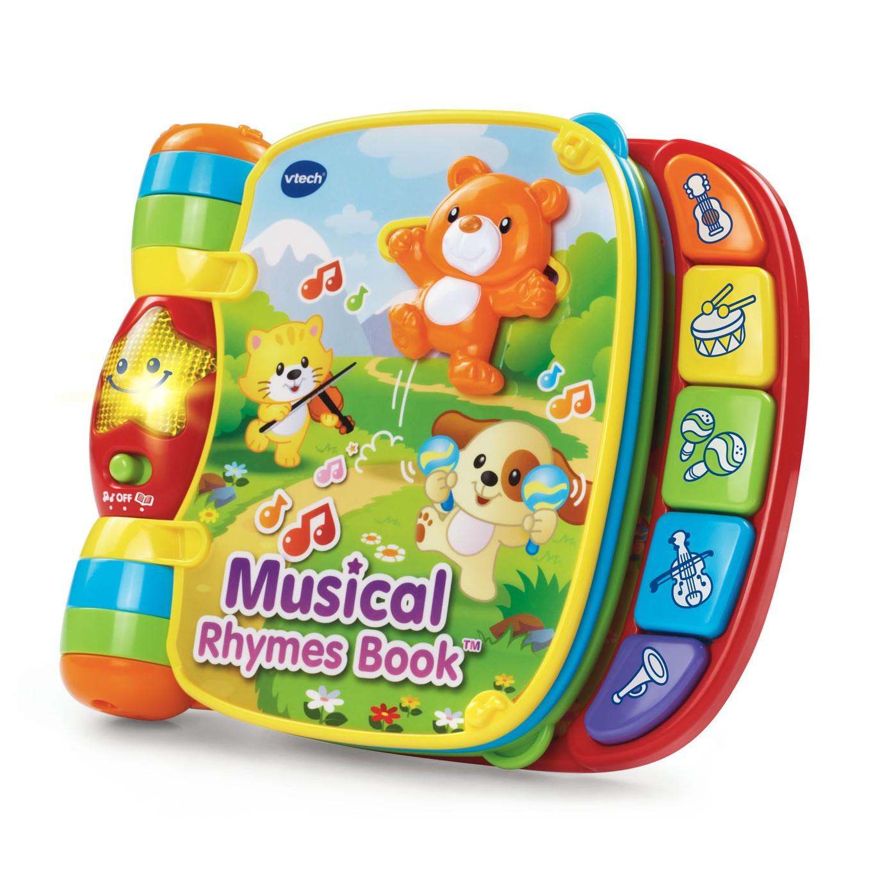 Musical Rhymes Book | VTech