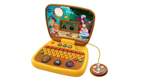 Jake & The Neverland Pirates Treasure Hunt Learning Laptop