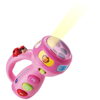 Spin & Learn Color Flashlight™ Pink