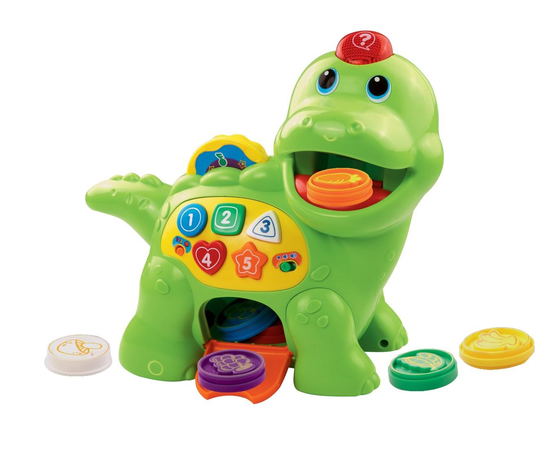 Chomp Amp Count Dino