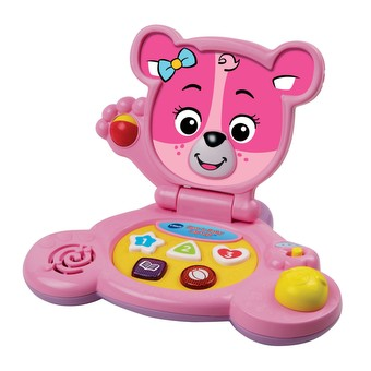 Bear's Baby Laptop™ Pink