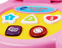 Five shape buttons identify shapes and numbers 1-3
