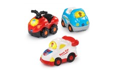 Go! Go! Smart Wheels® Sports Cars 3-Pack