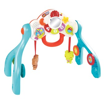 Lil' Critters 3-in-1 Baby Basics Gym™