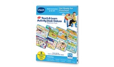 Touch & Learn Activity Desk™ Deluxe - Get Ready for Preschool