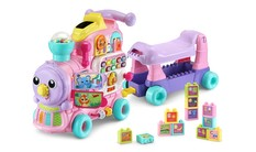 4-in-1 Learning Letters Train™ - Pink
