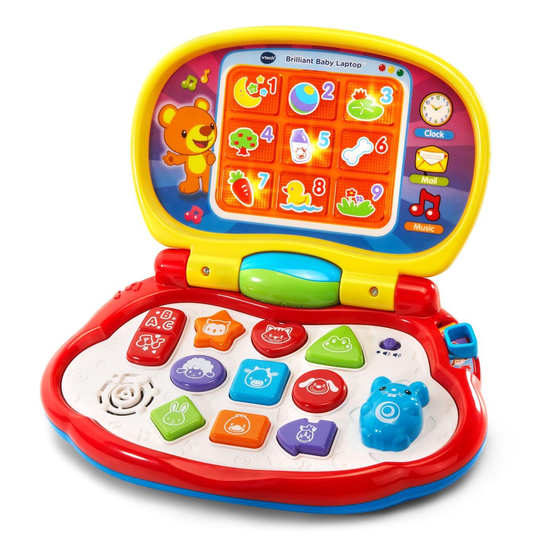 Brilliant Baby Laptop │ Vtech 174